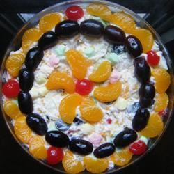 Ambrosia Fruit Salad imallie