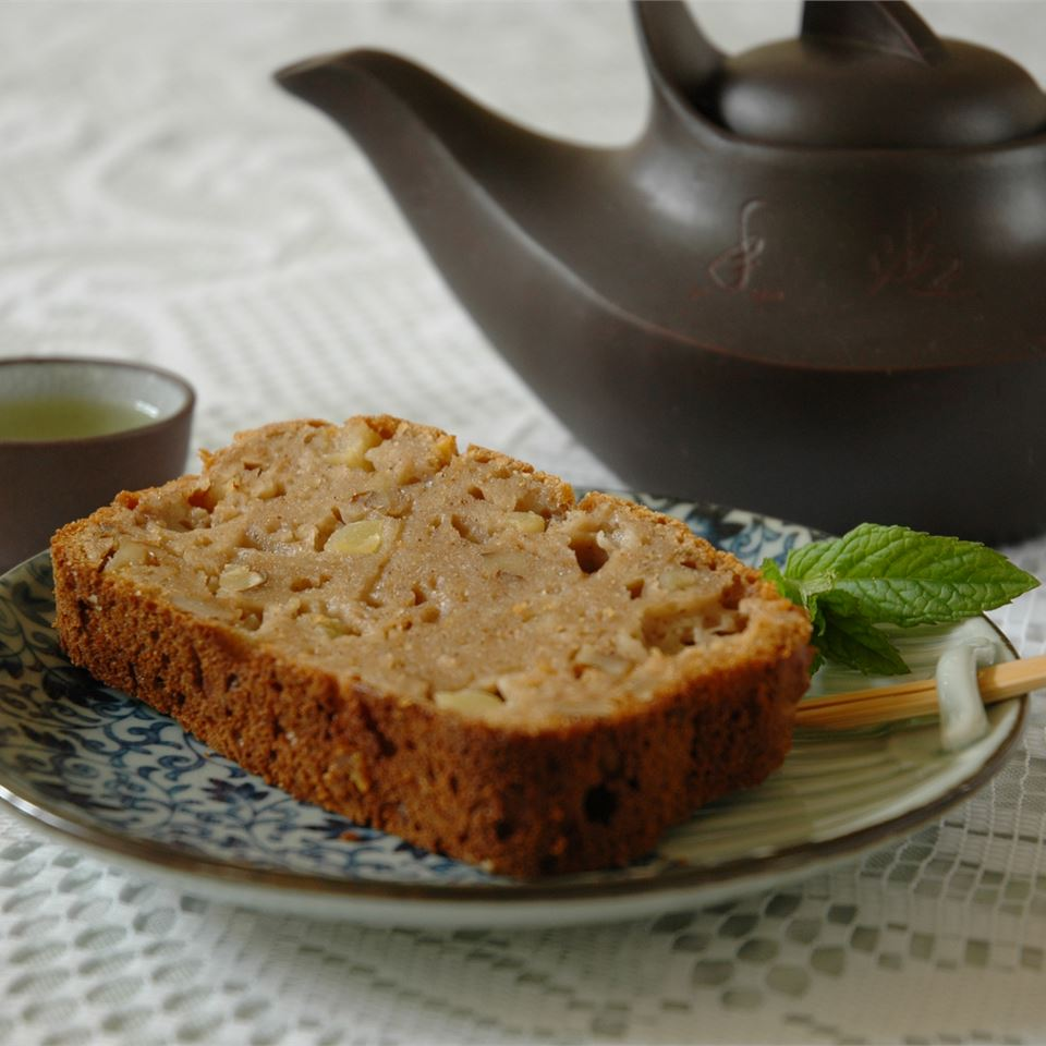 Spiced Applesauce Bread