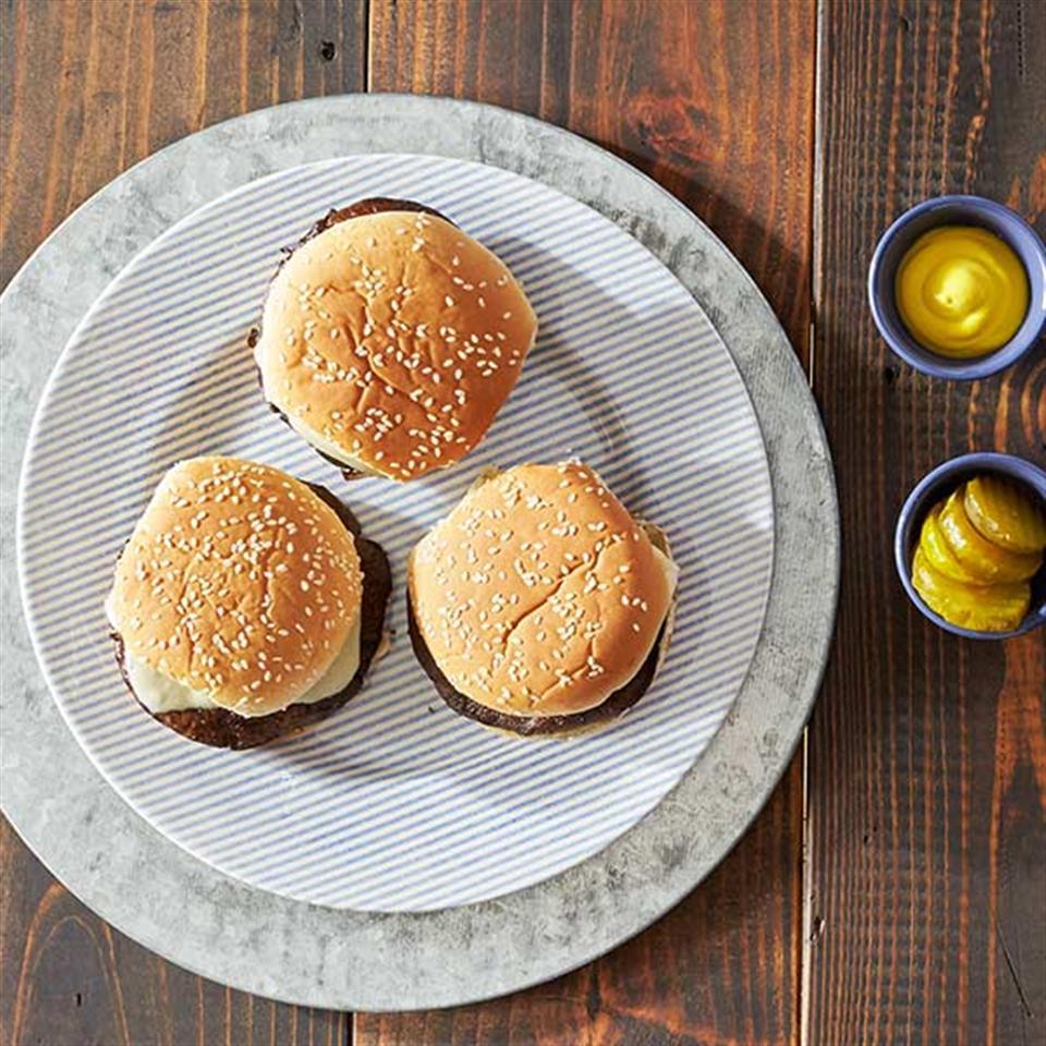Portabella Mushroom Burgers from Reynolds Wrap®