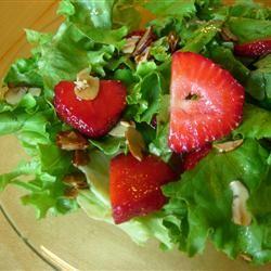 Nutty Strawberry Salad LILBUGGER71