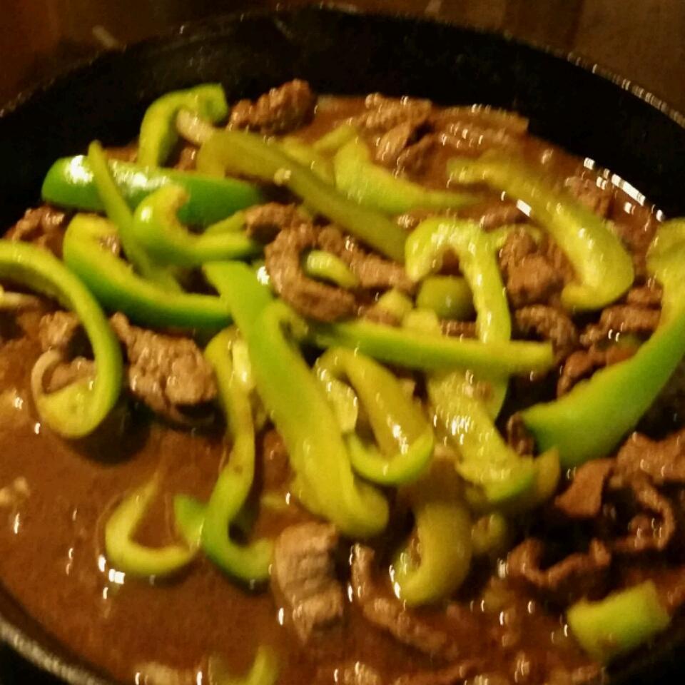 Slow Cooker Pepper Steak II Christy Helton