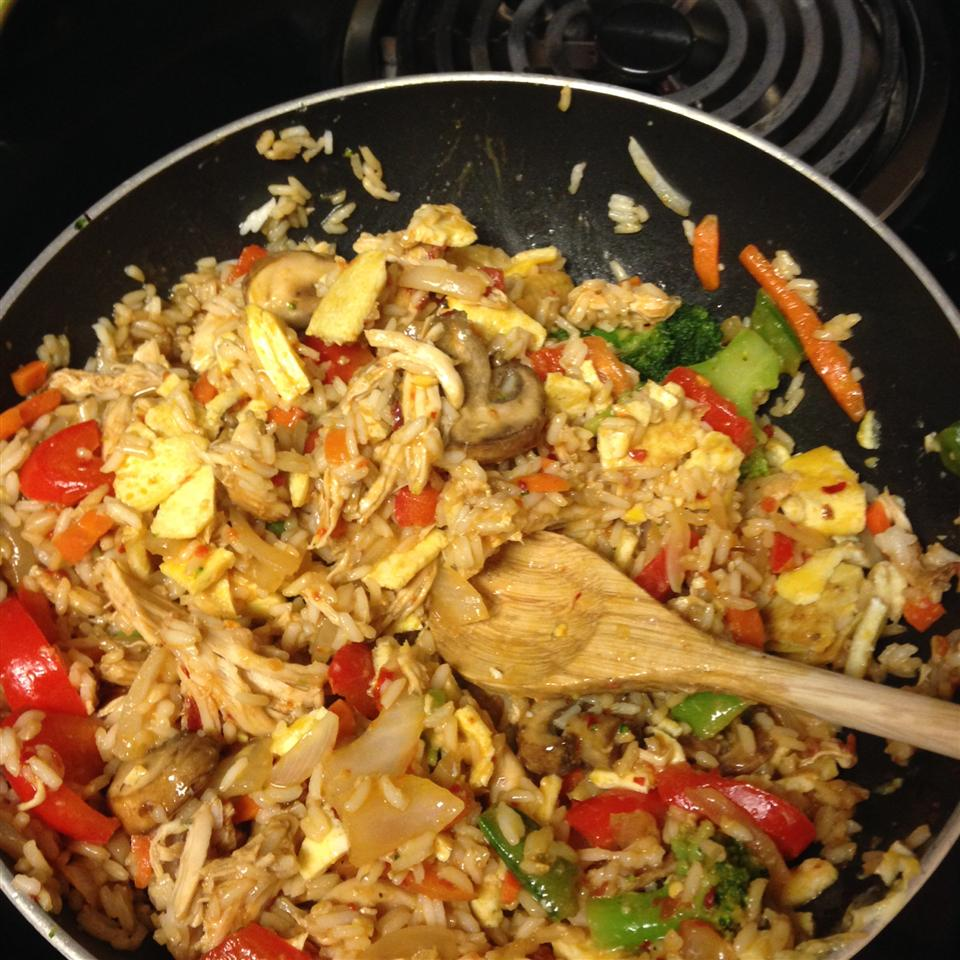 Chinese Chicken Fried Rice II mrsrubio