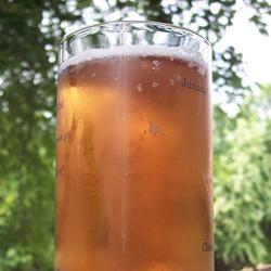 John's Tasty German Cherry Beer pomplemousse