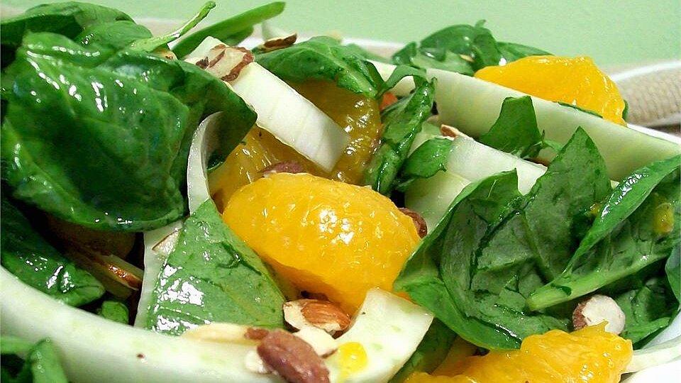 Orange-Fennel Salad