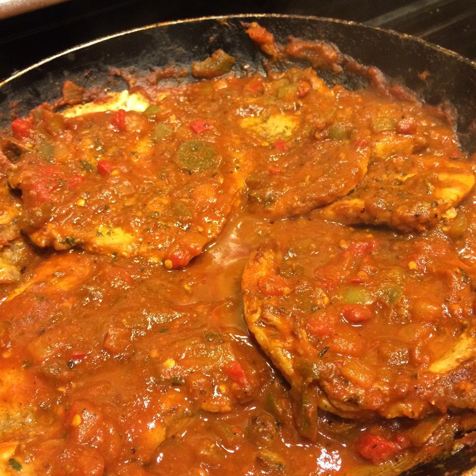 Spicy Pork Chops SMckinney