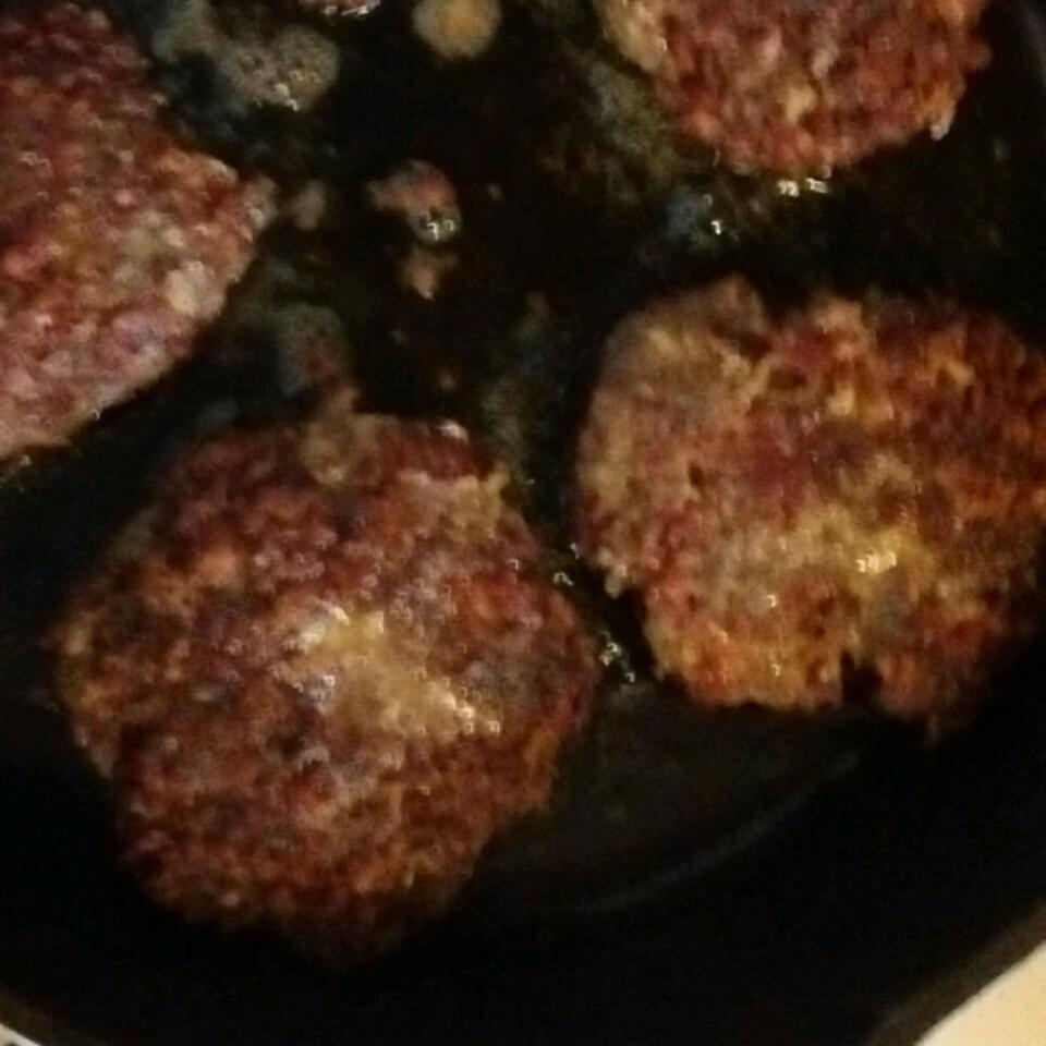 Cheddar Bacon Hamburgers Kristina Jans