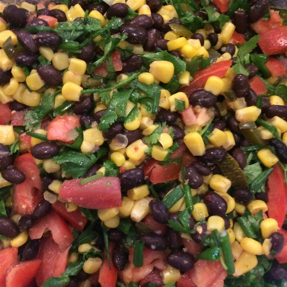 Black Bean Salad LilRed