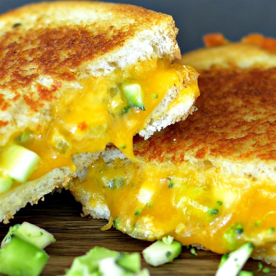 Sneak-Em In Grilled Cheese Sandwich