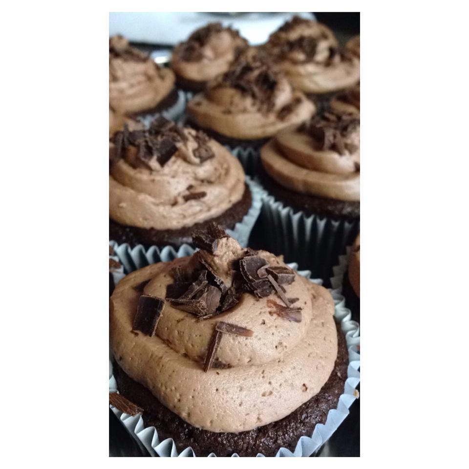 Gluten-Free Moist Chocolate Cake Kyraespinoza