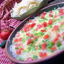 Festive Bean Spread Traci-in-Cali