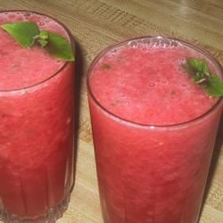 Refreshing Watermelon Cooler sueb