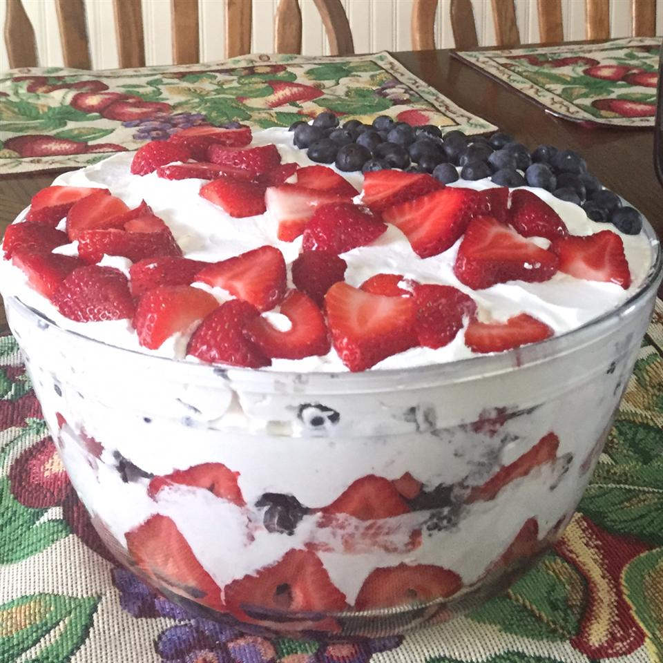 Angel Fruit Trifle twowheels4me