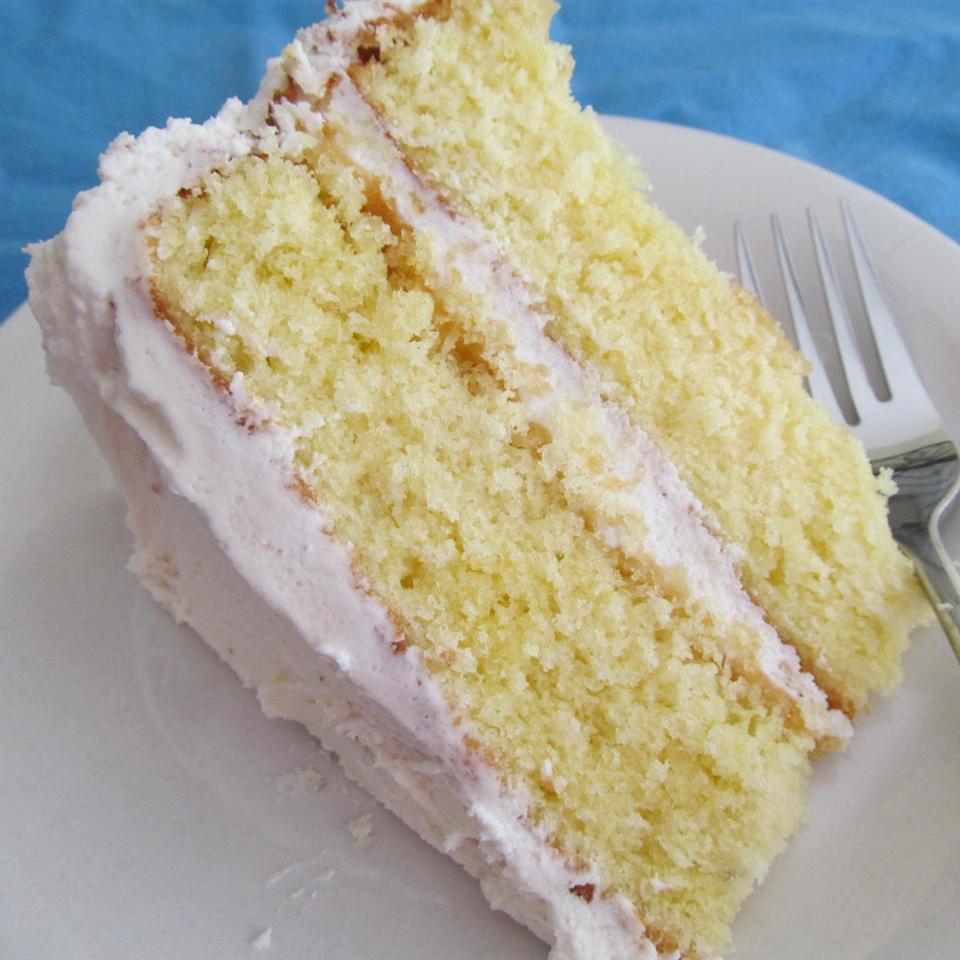 David's Yellow Cake JDSIMON