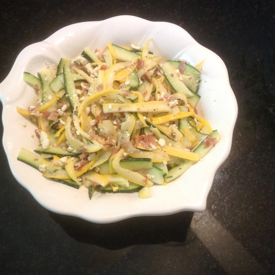 Refreshing Summer Squash Salad Jody Moore