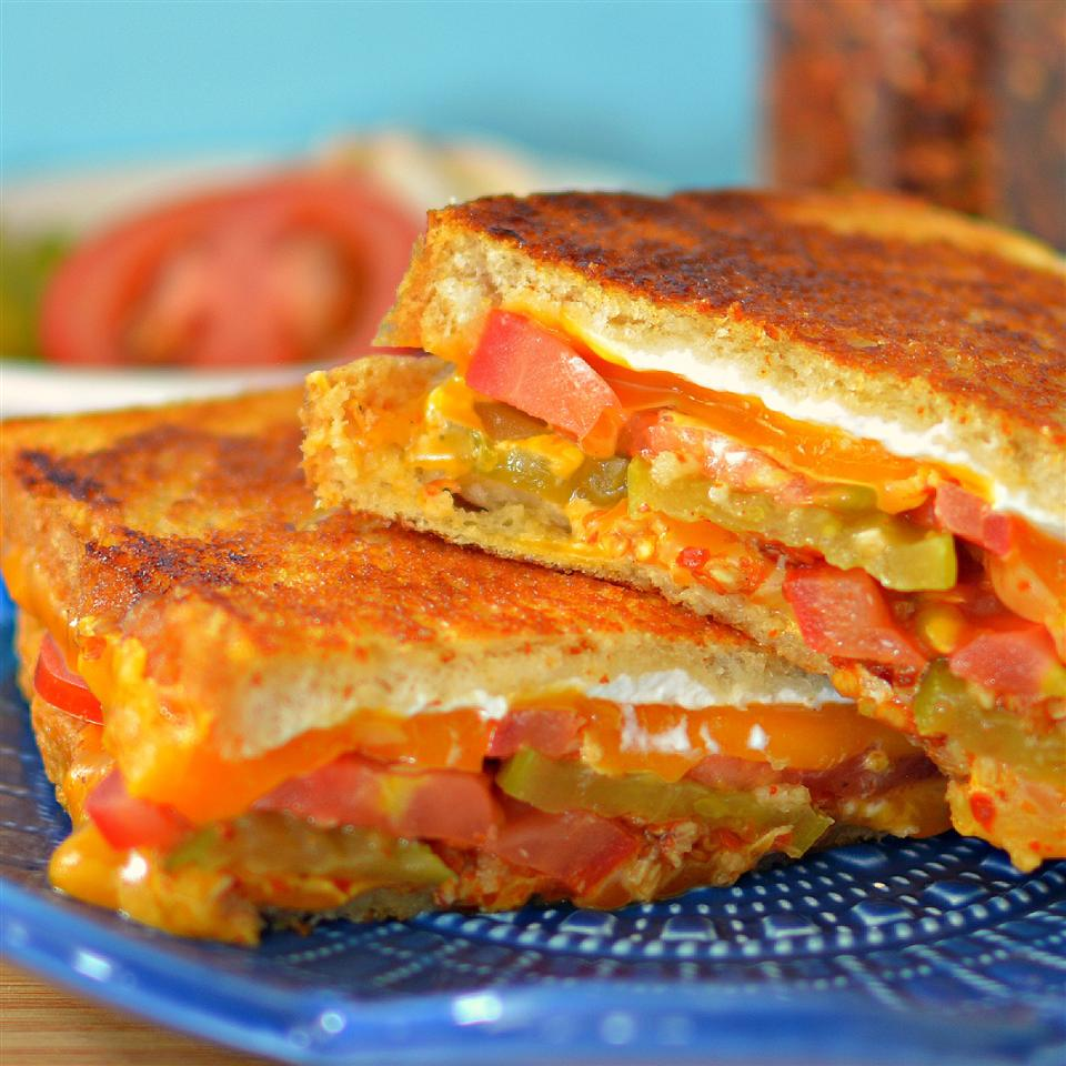 Best, Unique Grilled Cheese