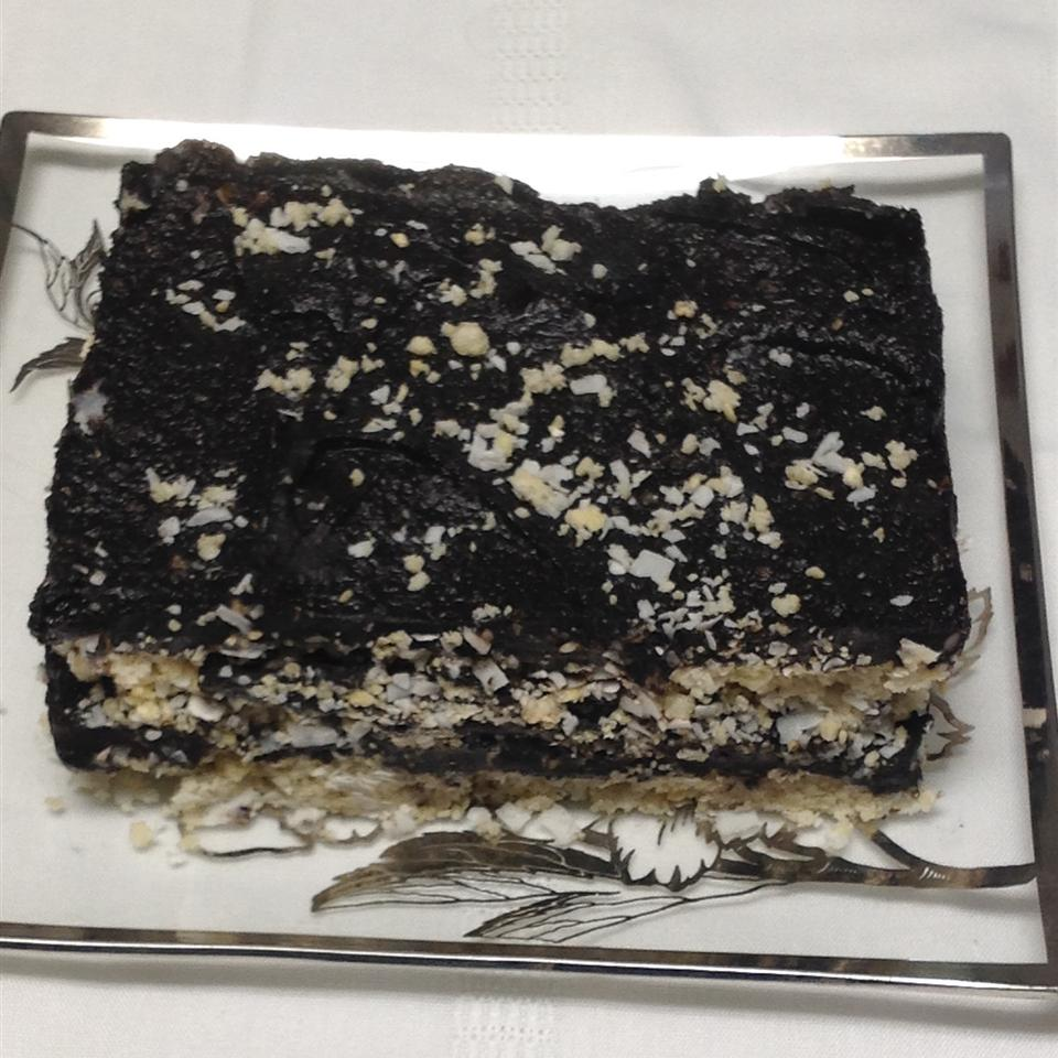 Gluten-Free Chocolate Cake with Coconut Sharon