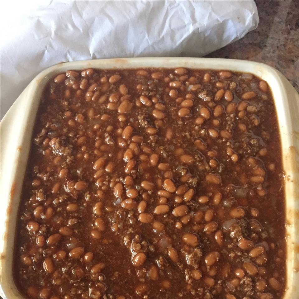 Perfect BBQ Baked Beans landons5
