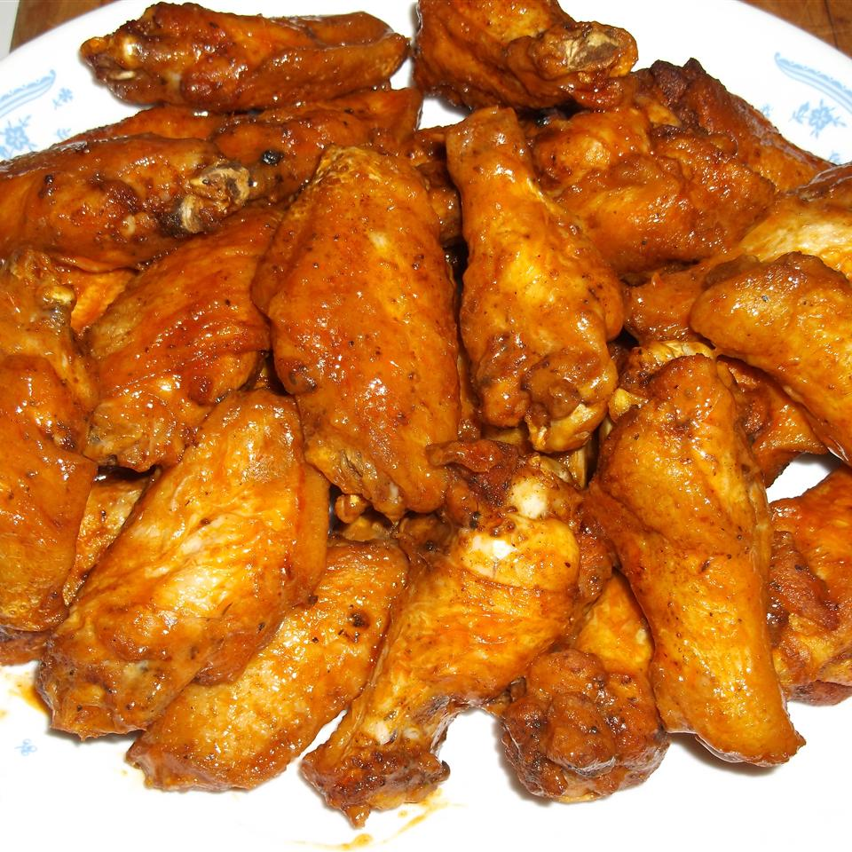 Cofer's Hot Wings carrol cofer
