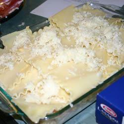 Seafood Lasagna I