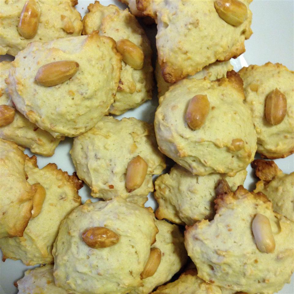 Nutty-Boy Peanut Cookies BB Wong