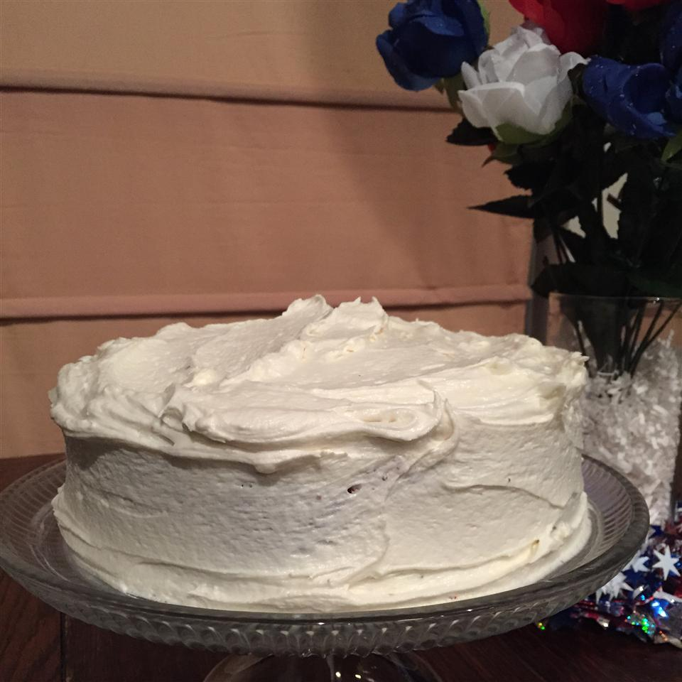 Basic Cream Cheese Frosting KCantwell