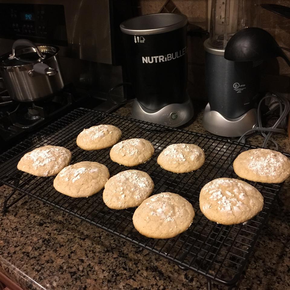 Key Lime Cookies I Angelia Bethea