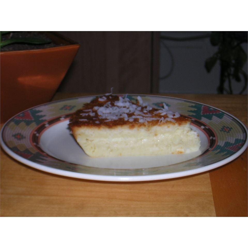 Amazing Coconut Pie
