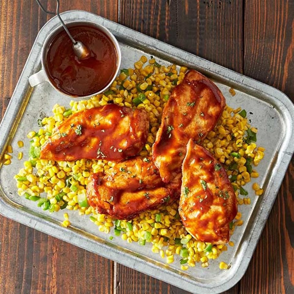 Backyard Barbecue Chicken Trusted Brands