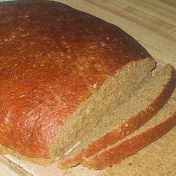 Swedish Rye Bread II sueb