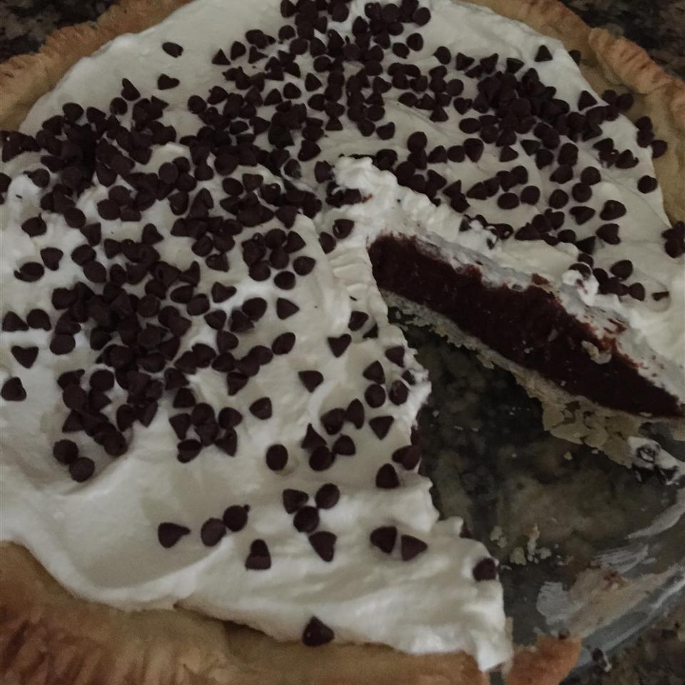 Chocolate Cream Pie II jamieleacooper