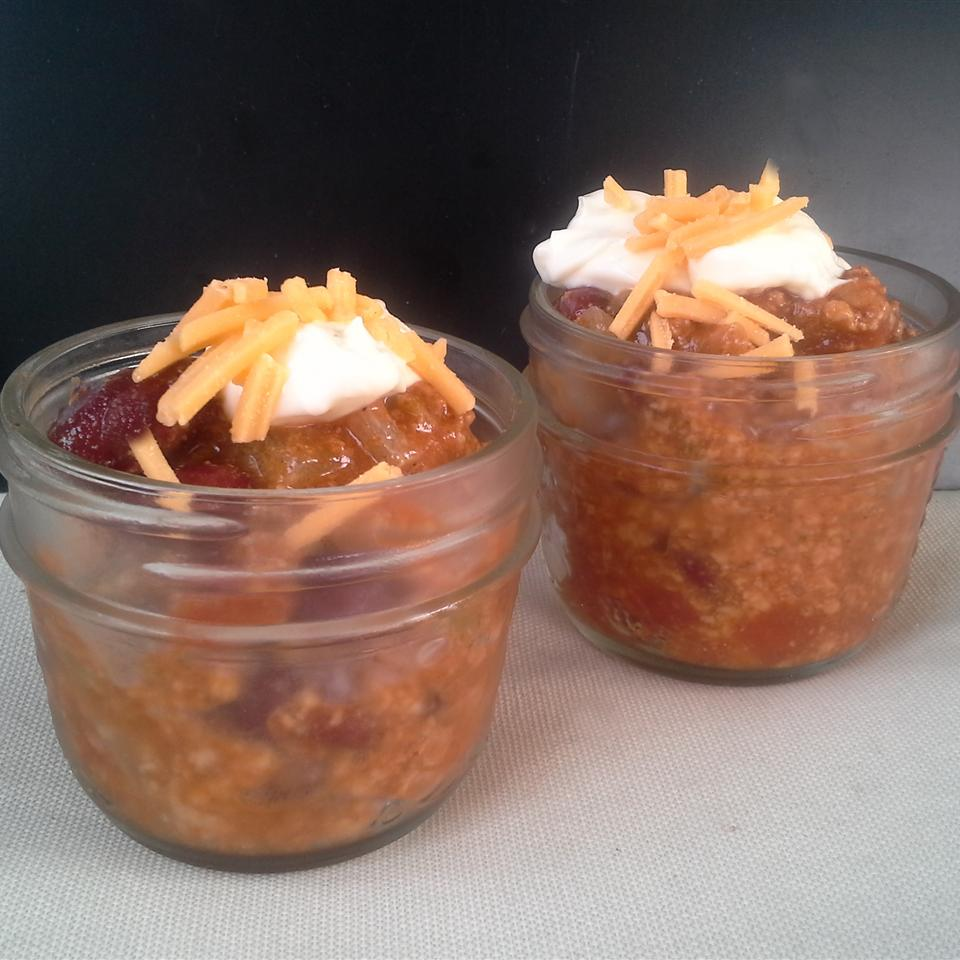 Family Favorite Slow Cooker Turkey Chili Rock_lobster
