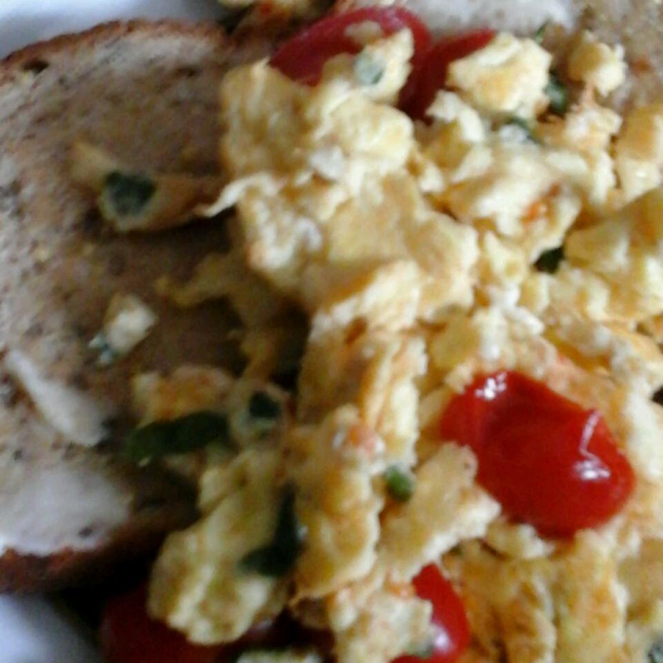 Chef John's Summer Scrambled Eggs Alison Batt