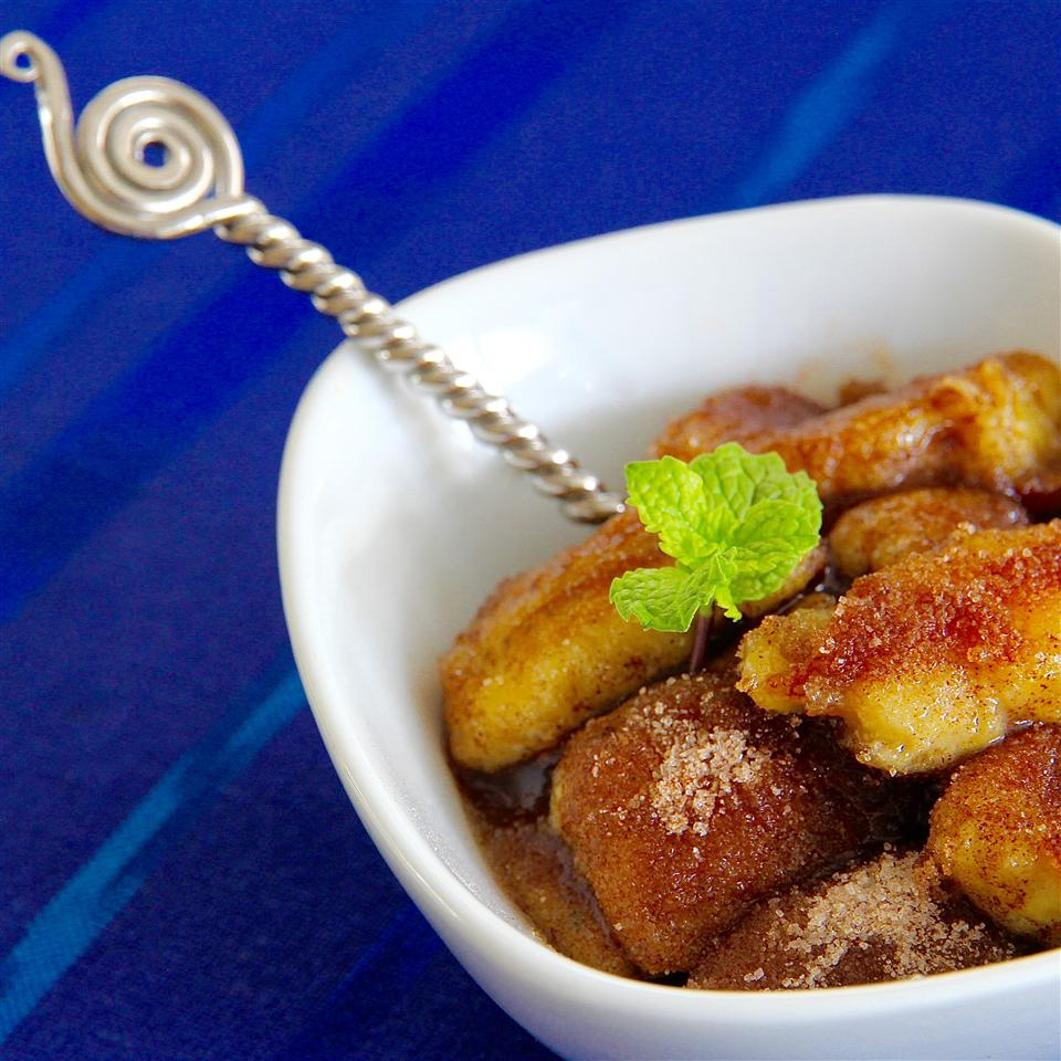 Fried Sweet Bananas