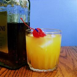 Amaretto Sweet and Sour AmberJo