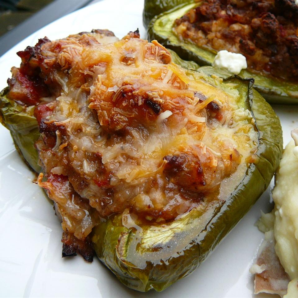 Yummy Stuffed Peppers