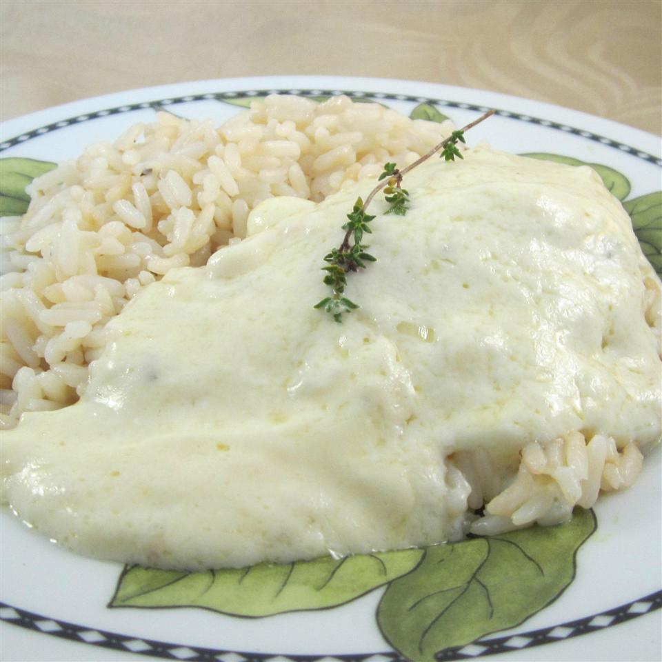 Sherry Sour Cream Chicken Charlene Padgette