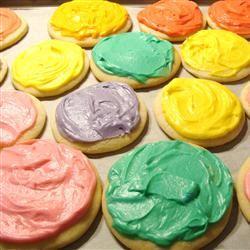 Sugar Cookie Frosting