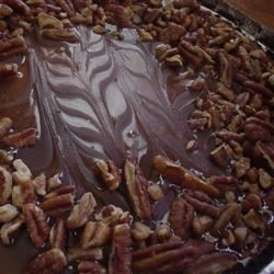 Chocolate Caramel Cheesecake Kiele Briscoe