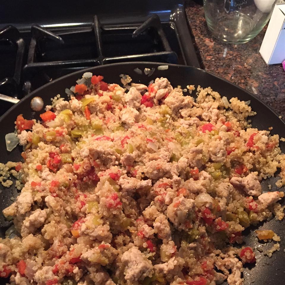 Quinoa Chicken Dpfuller9