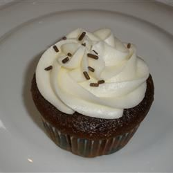 Chocolate Chip Cookie Dough + Cupcake = The BEST Cupcake.  Ever.