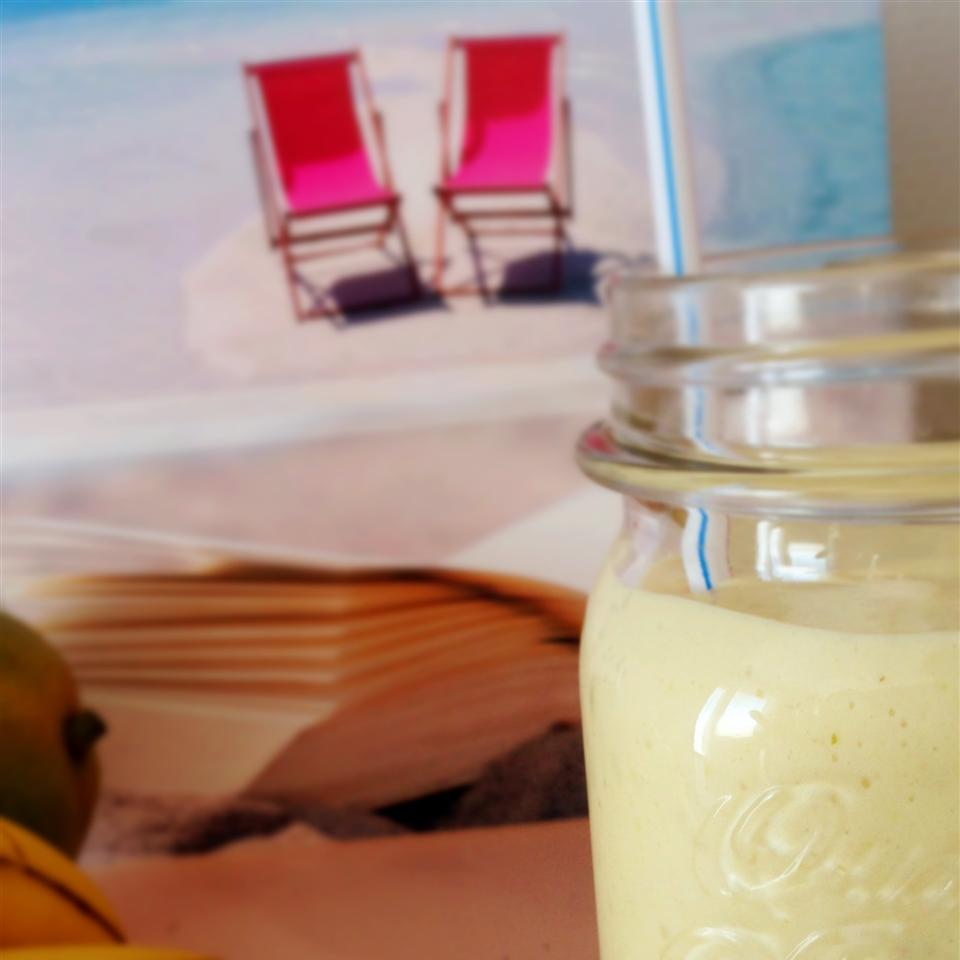 Pretend You're in the Tropics Smoothie Buckwheat Queen