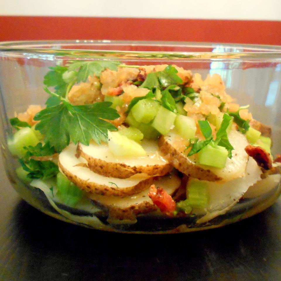 Oktoberfest Potato Salad ONIOND