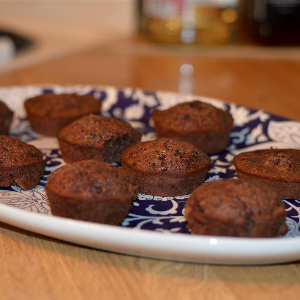 Almond Flour Brownies Megan Byrnes
