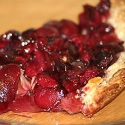 Healthy and Delicious Cherry Pie ChickadeeD