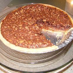 Chocolate Chess Pie Foodfan