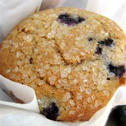 Aunt Blanche's Blueberry Muffins Sarah Dipity
