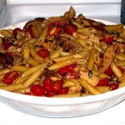 Balsamic Chicken and Pasta Katherine