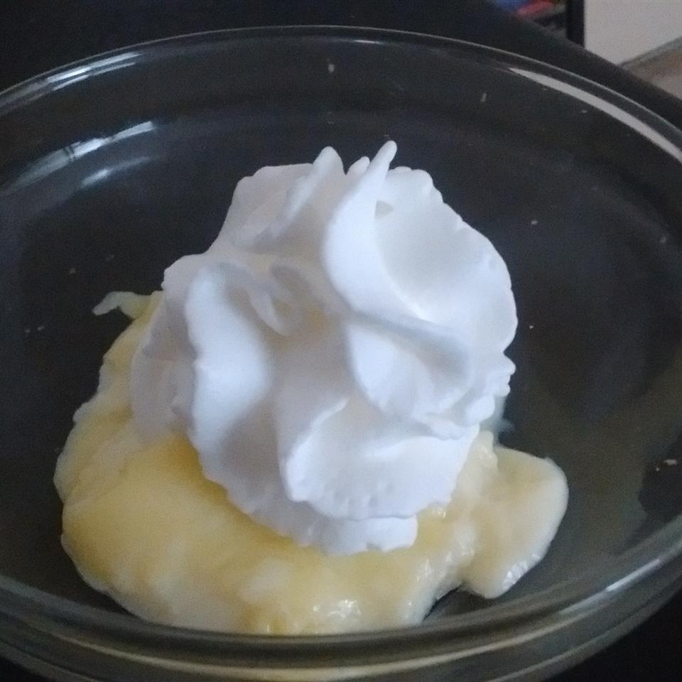 Egg Custard seasha