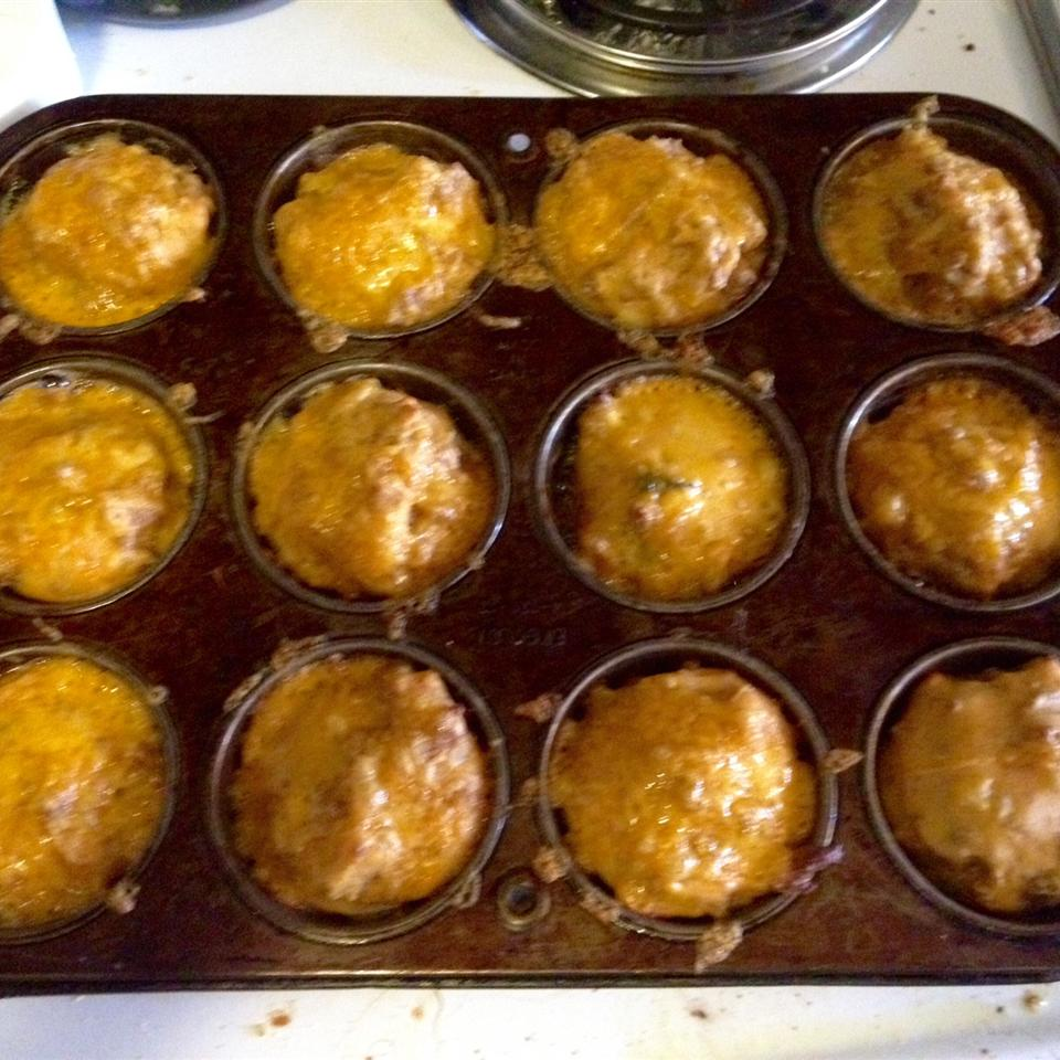 Cheeseburger Muffins Delaney North