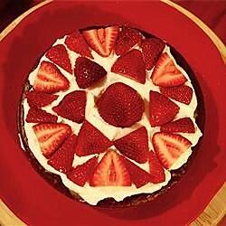 chocoberry torte recipe